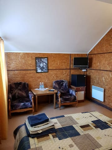 Семейный номер в отеле Подкова