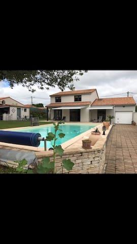 Maison familiale individuelle proche de Nantes