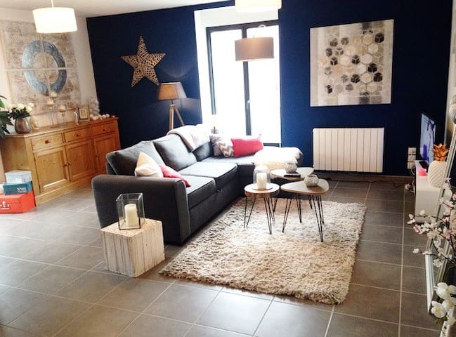 Appt proche Dinard, St Malo, Dinan - Pleurtuit - Apartament