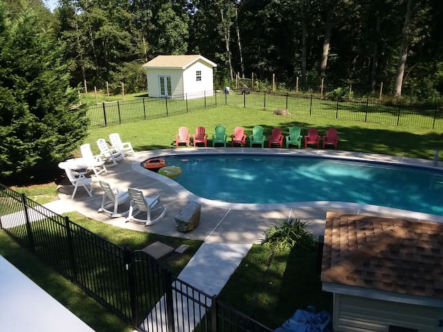 Another Picture of the Pool
