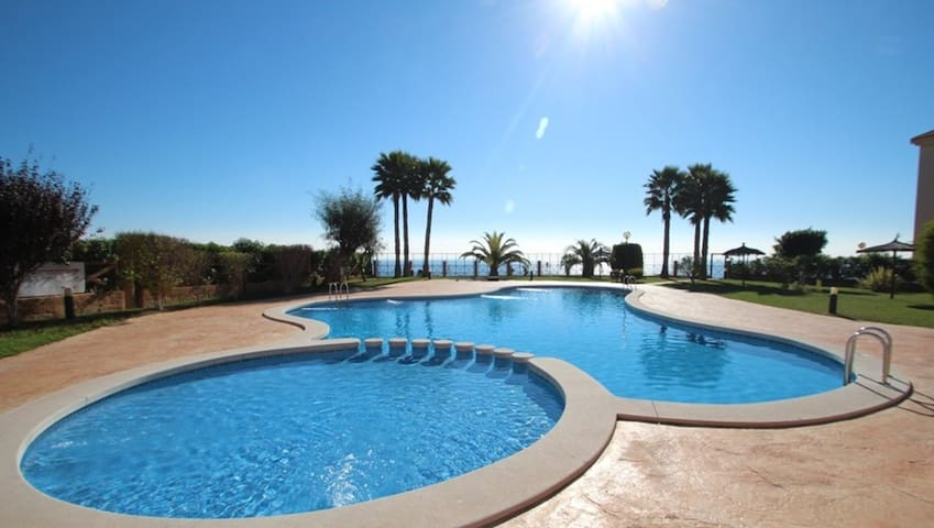 NEW apartment on foot from a beach!Seaview5STAR - Cabo Roig - Apartemen berlayanan