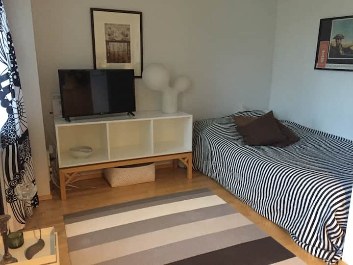 Studio apartment at the center of Lahti