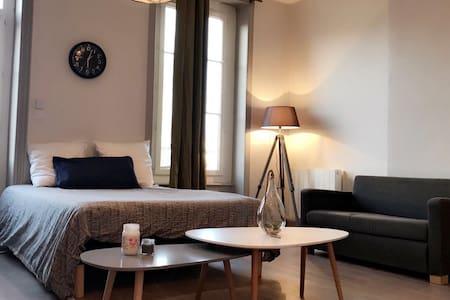 Le Contemporain :Part Dieu, Wifi, Check in H24 - Lyon - Apartamento