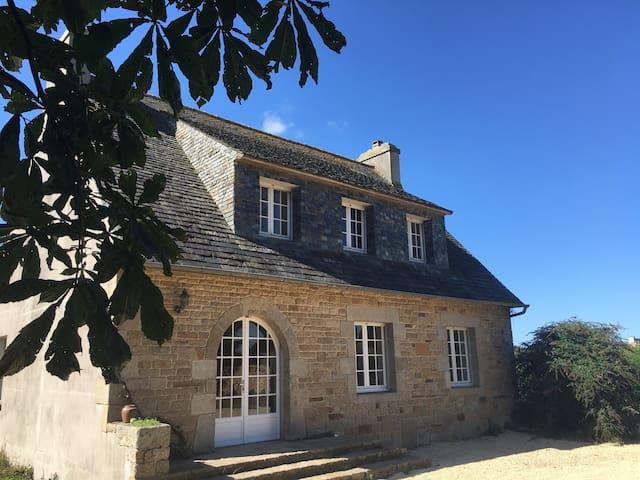 """La maison de """" Kerouanès """""""