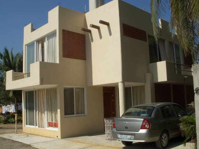 Casa en la Playa. Acapulco diamante - Acapulco - Ev