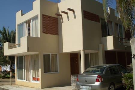 Casa en la Playa. Acapulco diamante - Acapulco - Rumah