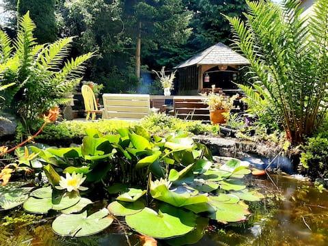 Jackson's Riverside Retreat on River Finn