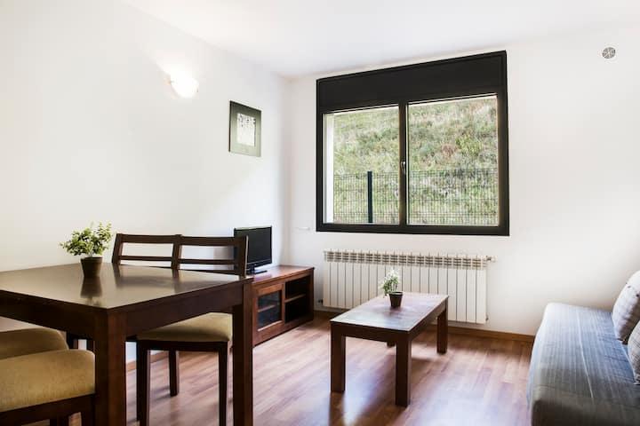 Apartamento estandar de 2 dormitorios.VTA2BD
