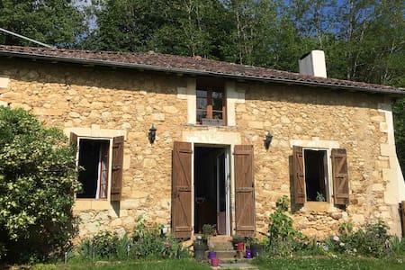 Pyrénées et forêt : chambres dans charmante maison