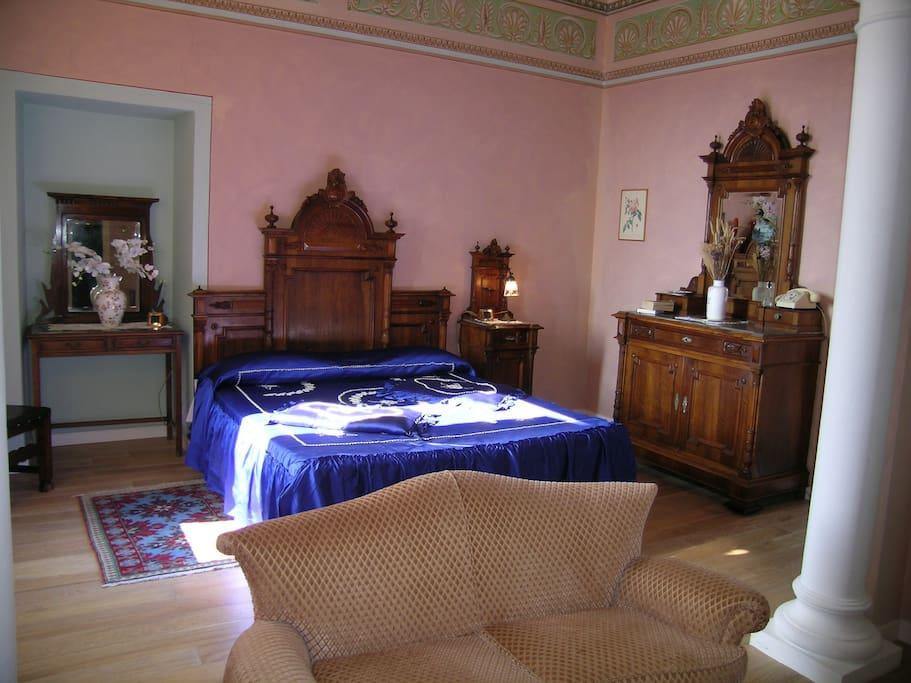 la camera I Principi