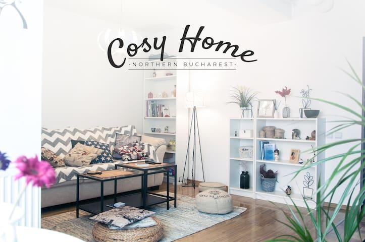 Cosy Home - București - Lägenhet