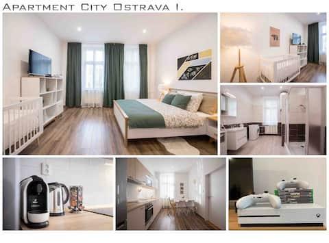 ❤❗I. FAMILY Apartment in OSTRAVA I. ❗ ❤