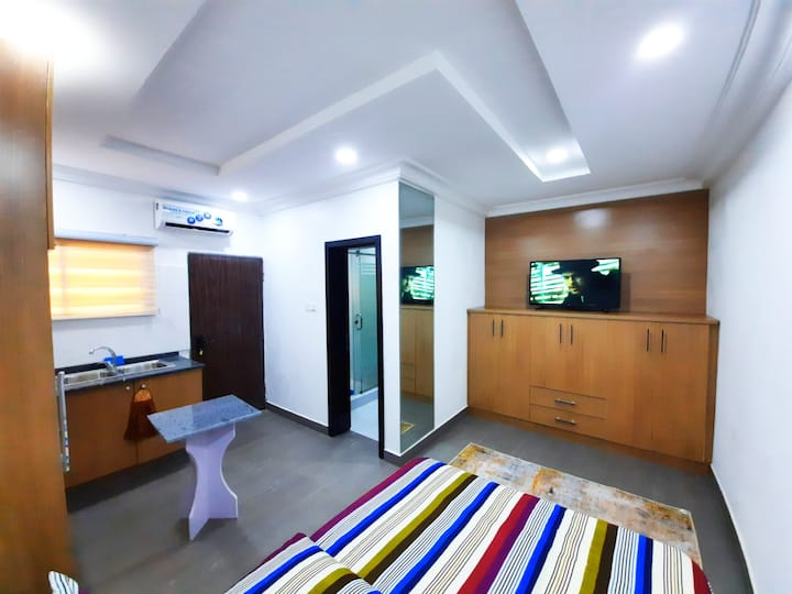 Freedom Park  Compact Studio 2 @ 350k per month