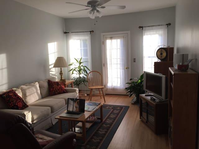 Spacious private condo near Cambridge/Boston - Watertown - Lejlighed