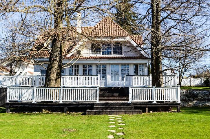 Larchwhite Lake House