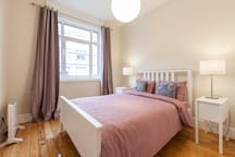 1st Bedroom with comfortable matrice