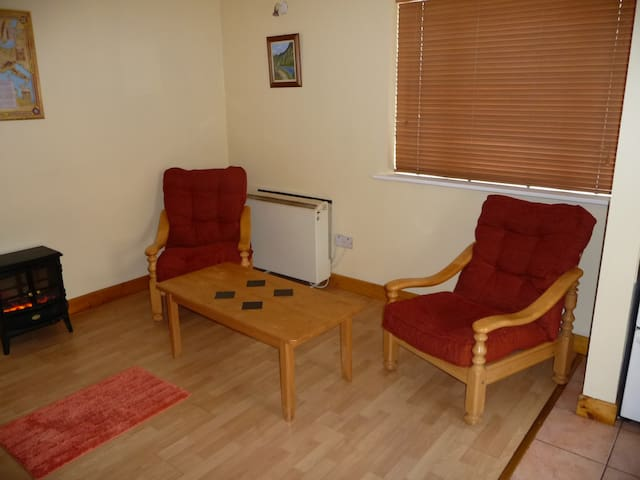 1 Cosy  apt for Xmas  & New year - Tralee - Daire