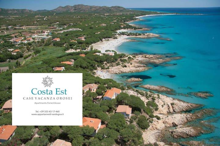 Appartamenti in Sardegna a Orosei - Sas Linnas Siccas