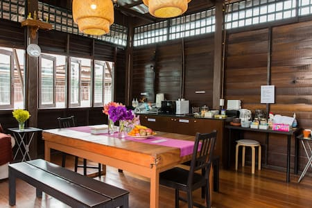 Rachanatda Bangkok - Bangkok - Bed & Breakfast
