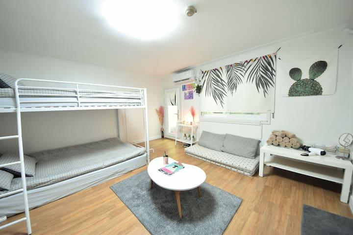 New open Maru House(5min)