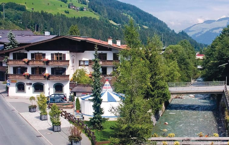 Holiday apartment with 1 bedroom on 44m² in Kirchberg