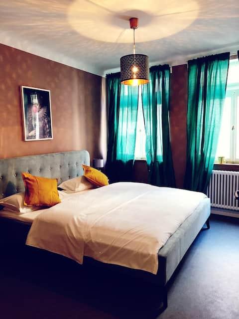 """Stilvolle Wohnung """"Buche""""in Herzen von Stuttgart"""