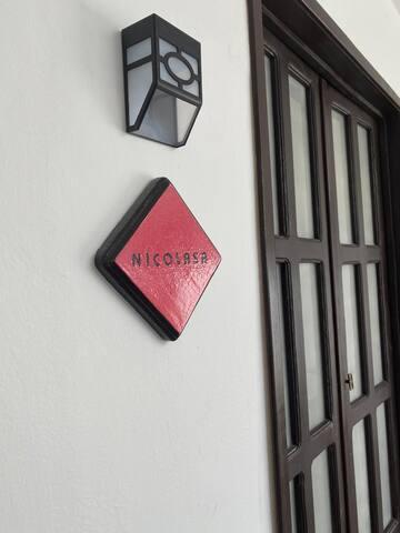 Habitación Nicolasa by Mesón Amelia