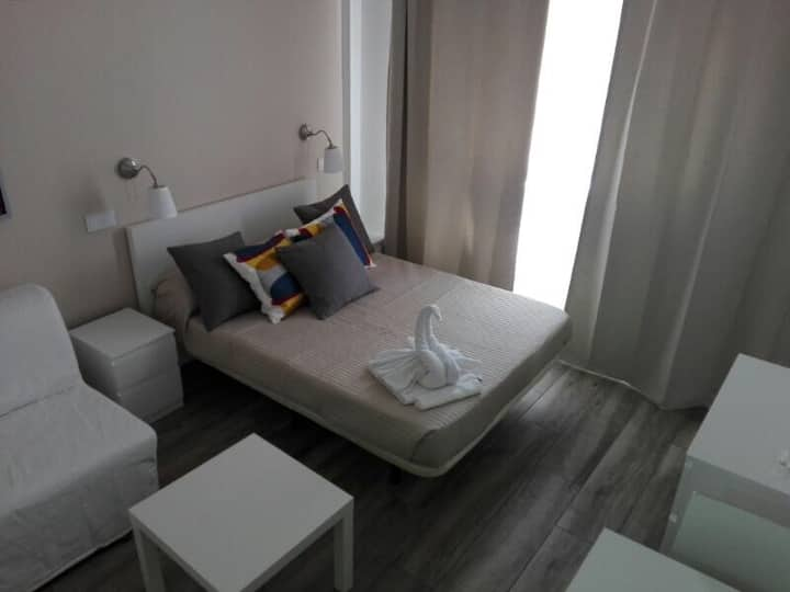New studio in the heart of Madrid