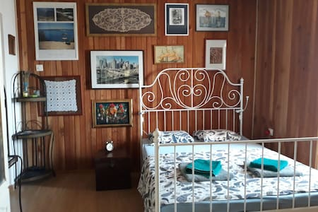 Cool vintage house