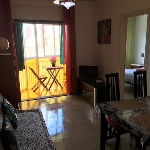 Wonderful  apartment near center and airport