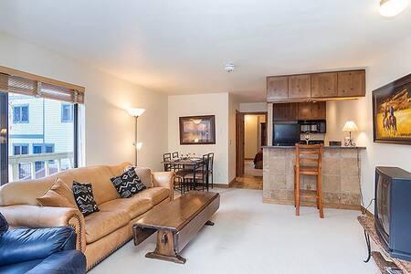 Boomerang Village - 1BR Condo #201 - Telluride - Condominium