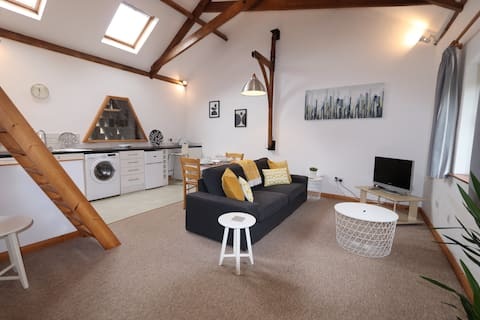 The Granary at The Long Barn, a Perfect Countryside Stay