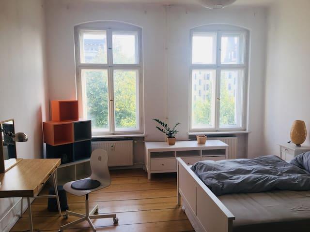 Gemütliches großes Zimmer im Herzen Kreuzbergs