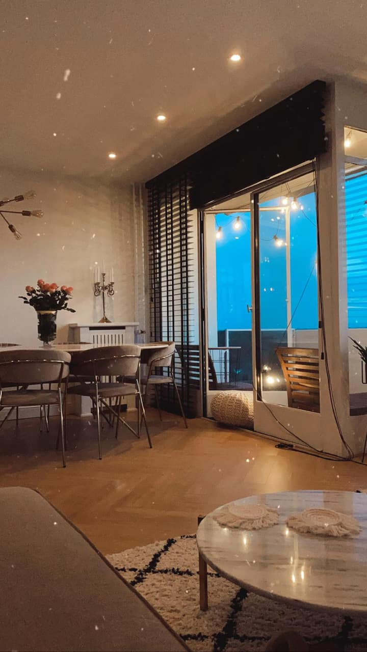 Luxurious Apartment - Amsterdam area