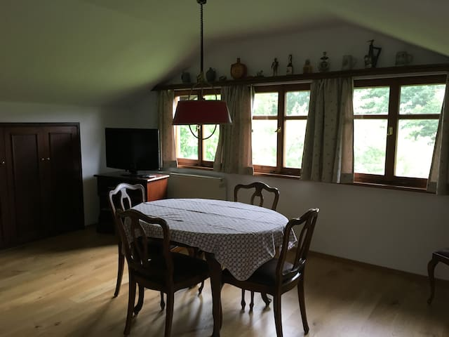 Appartment Studio in Scheidegg/Neuhaus