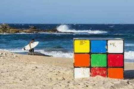Maroubra beach shack