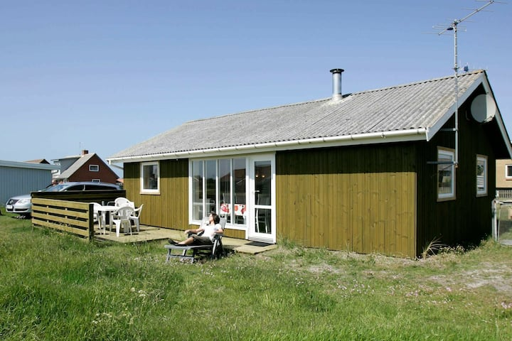 Fabulous Holiday Home in Thisted with Sauna