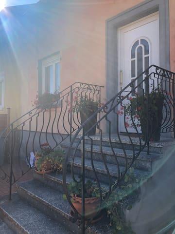 Jolie maison au centre Alsace