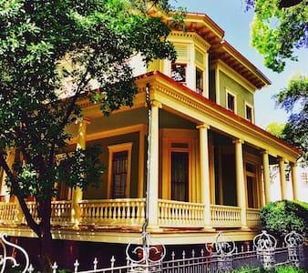 Printmaker's Inn @ Forsyth Park 2BR - Savannah