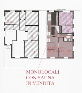 MONOLOCALE NELLA NATURA CON SAUNA - Roà Marenca