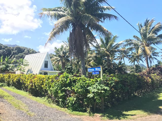 Babys Place, a retreat near the beach in Vaimaanga