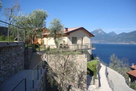 Elegante appartamento vista lago - Brenzone