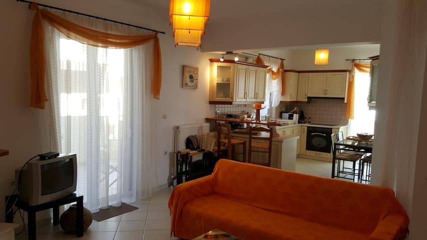 Maisonette apartment, Paralio Astros