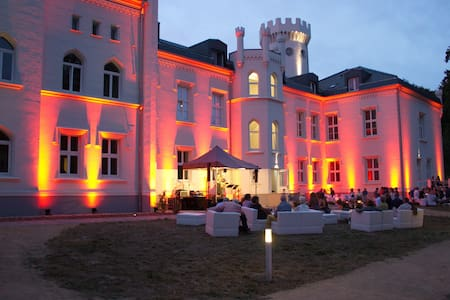 Schloss Wohnung mit Ost-Blick