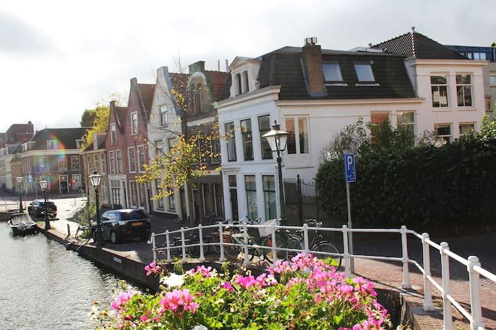 Private studio in the centre of Leiden