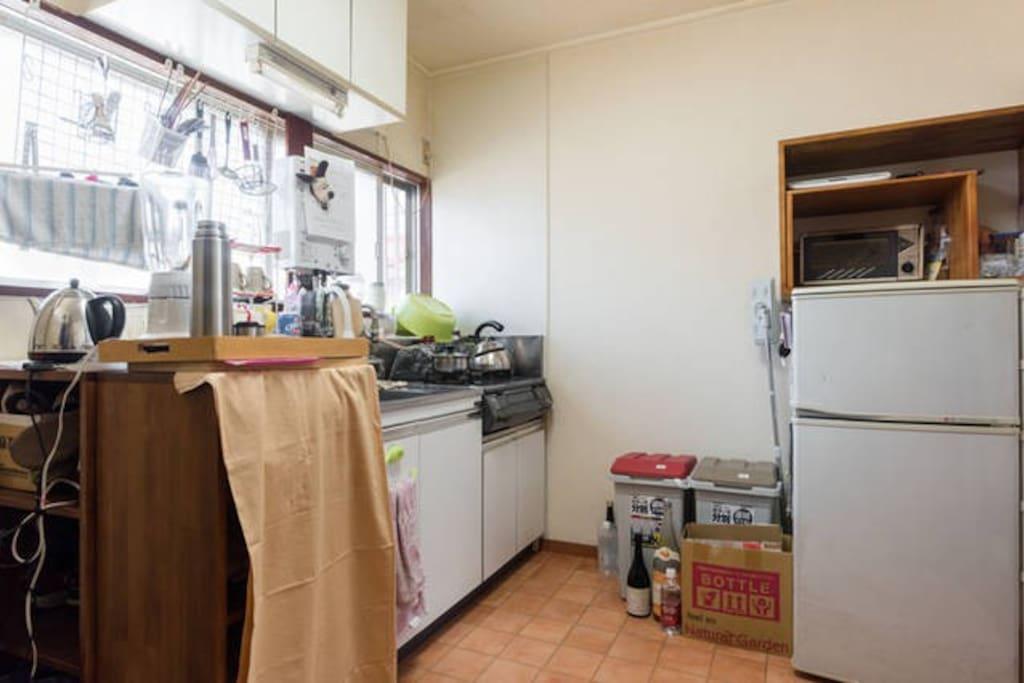 台所 キッチン