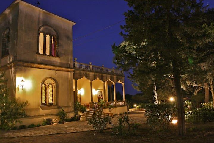 Relais Villa Scinata ⚜️ Junior Suite