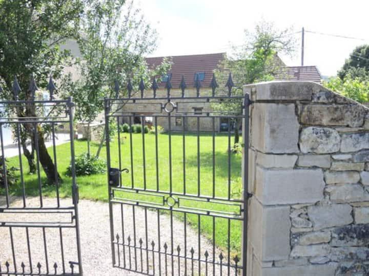 Gîte en Quercy (4 pers.)