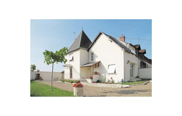 Semi-Detached with 2 bedrooms on 70m² in Les Montils