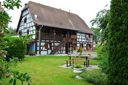 Gite du Ried - Jebsheim - Wohnung